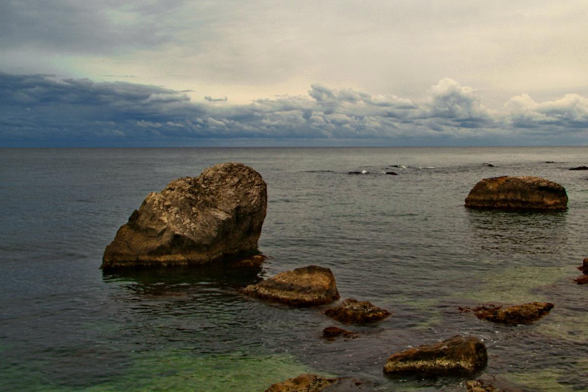 морской пейзаж - valeriy g_g