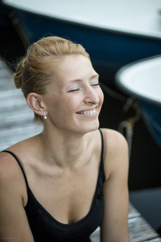 Улыбка - Виктория Ходаницкая