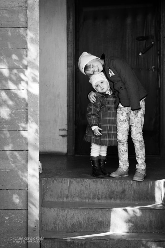 Сестрички - Оксана Сердюкова