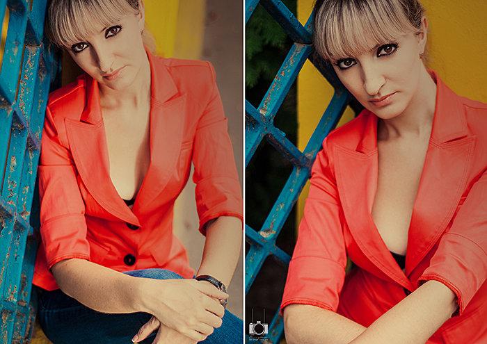 портрет - Елизавета Александрова
