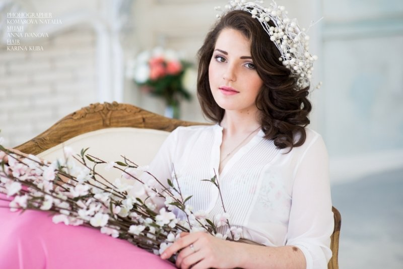 Весеннее настроение - Наталья Комарова