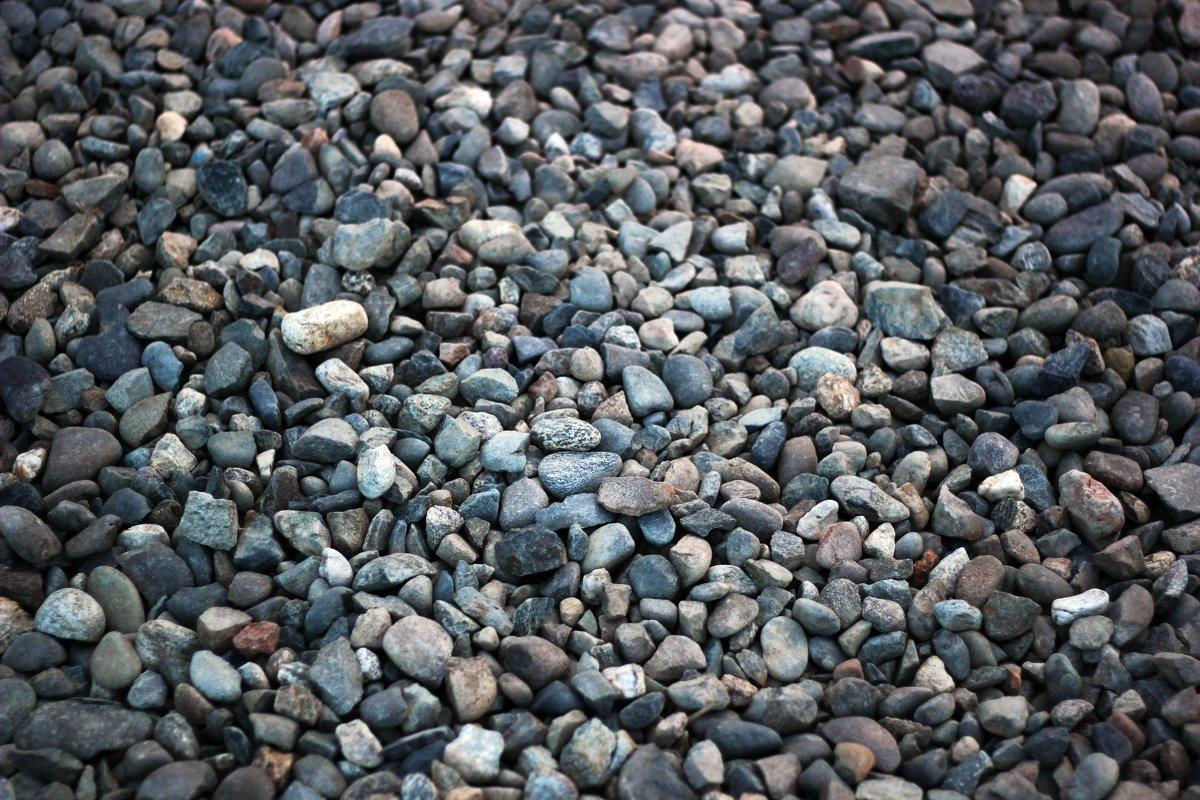 Камни. - Аня