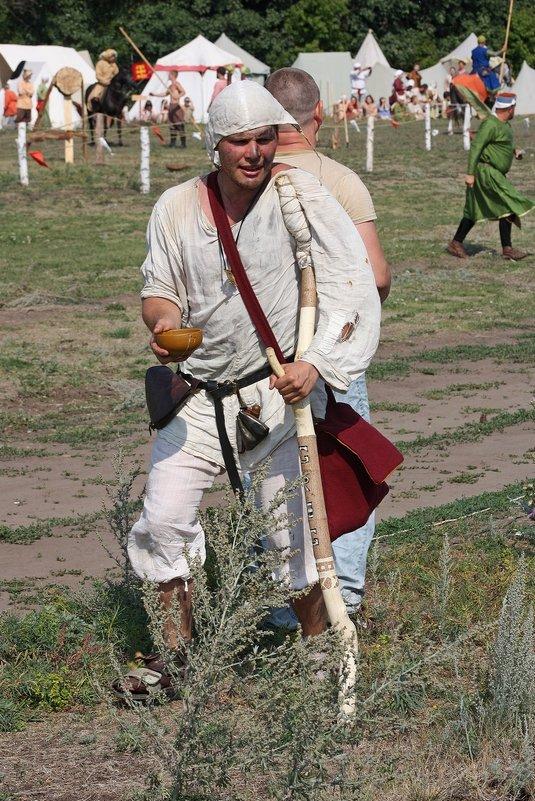 подайте ветерану крестового похода - nadne