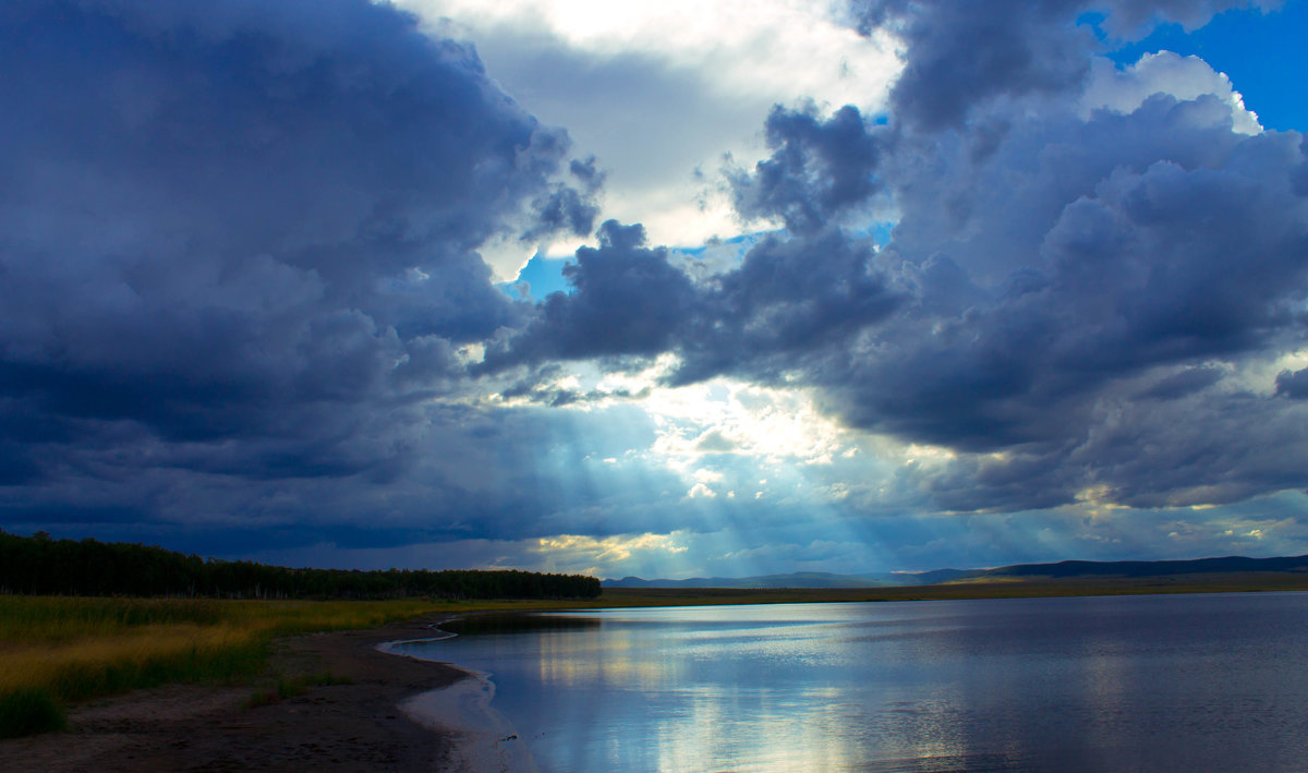 Содовое озеро - Женя