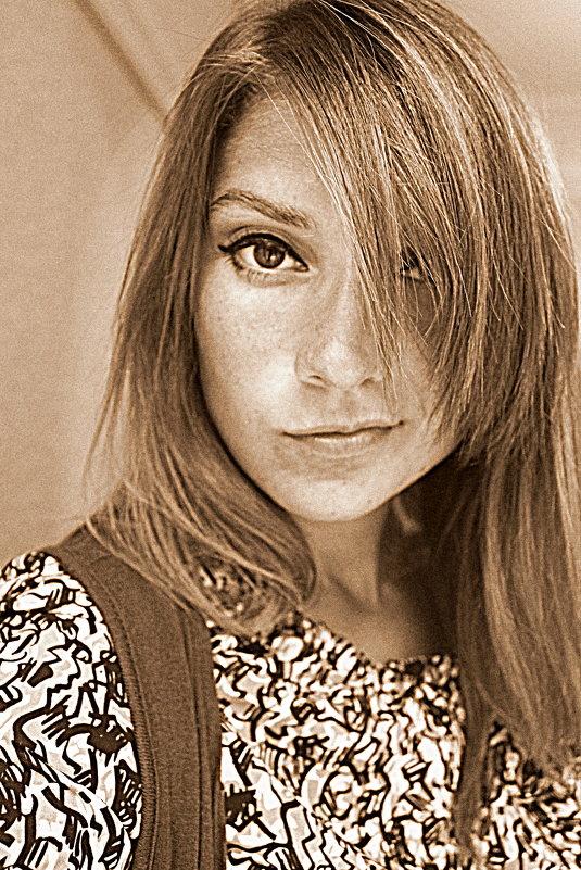 селфик - Екатерина