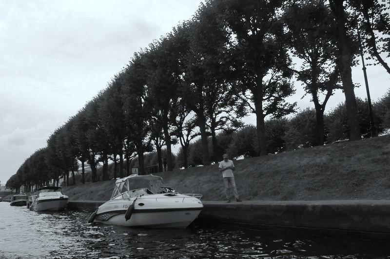 И где я вчера, свою лодку оставил? - Галина (Stela) Кожемяченко