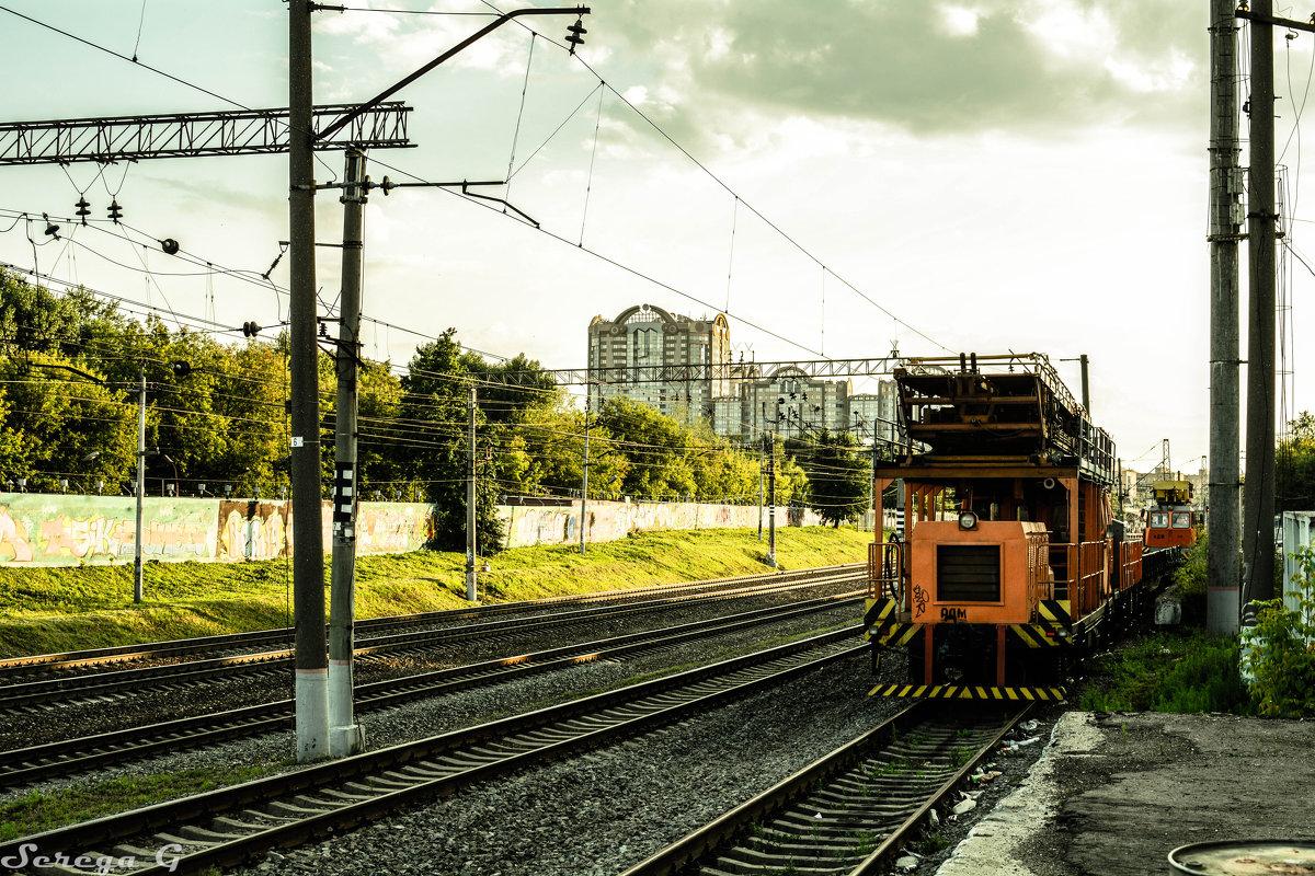 """Станция """"Кунцево"""" - Bespalevniy"""