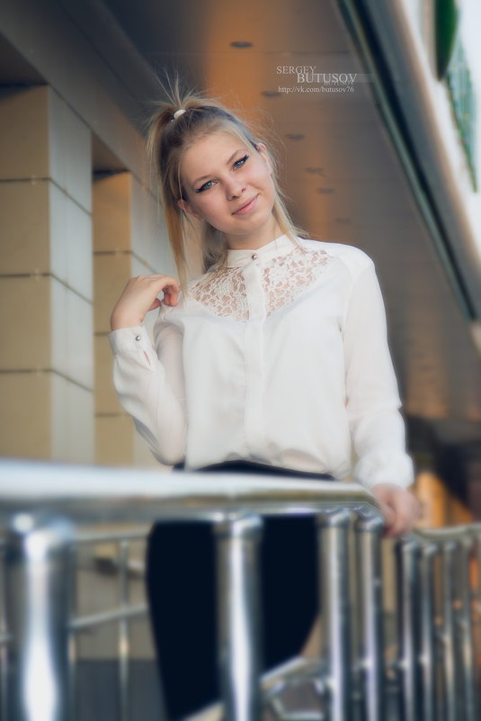 Екатерина - Сергей Бутусов
