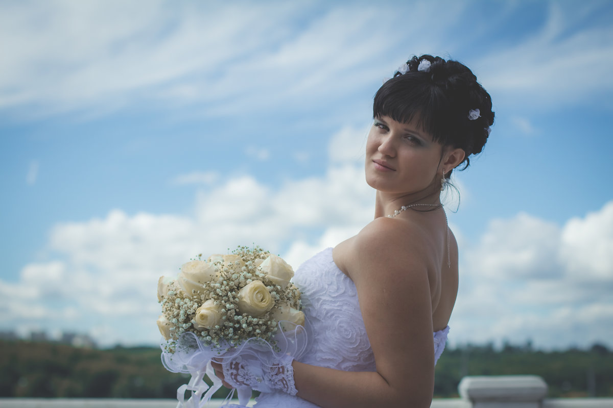 Невеста - Лариса Романушкина