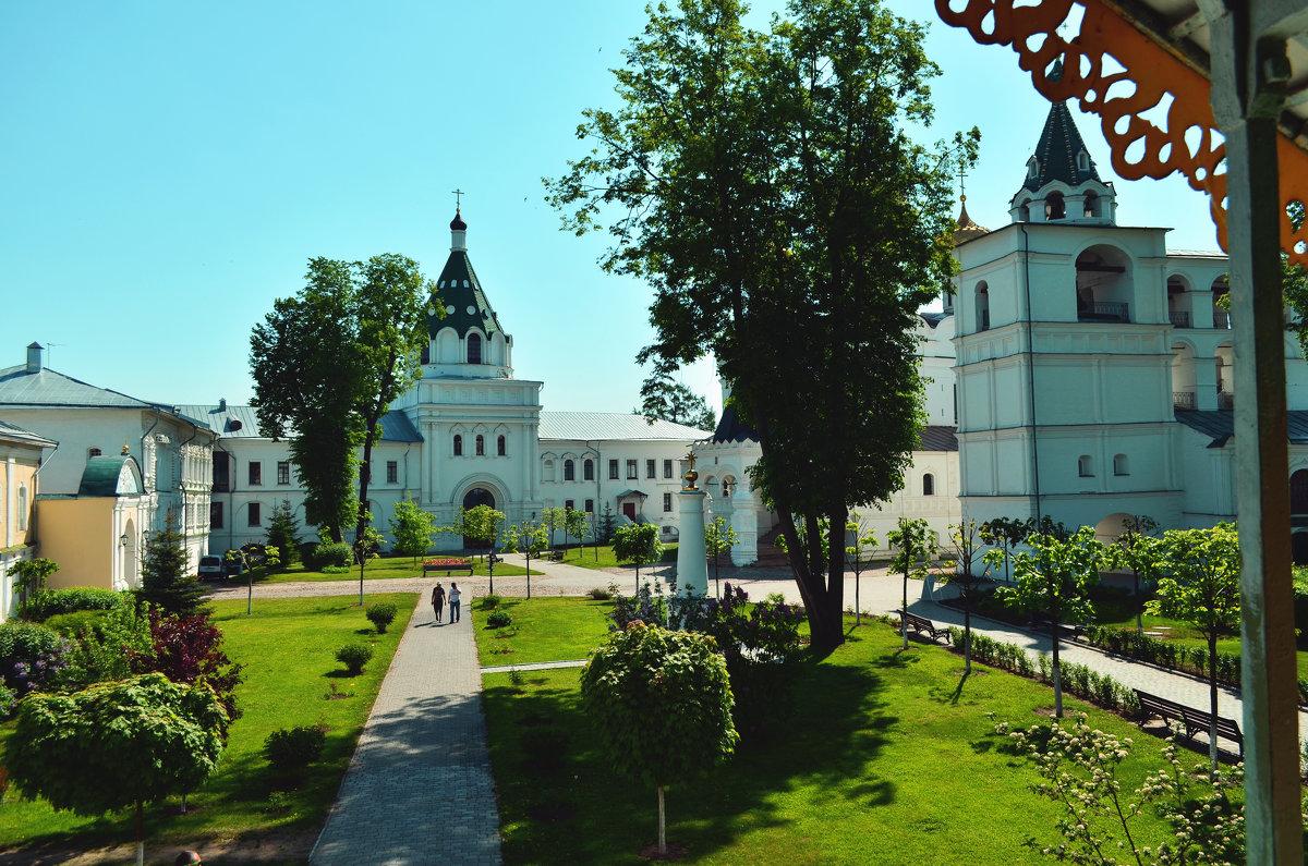 Свято-Троицкий Ипатьевский монастырь - Анатолий