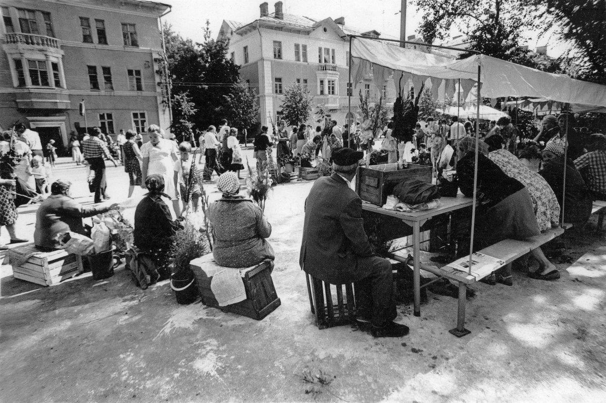 Россия.Курган.1992. - Николай Пушилин