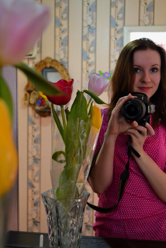 8 марта - Ольга Демченко