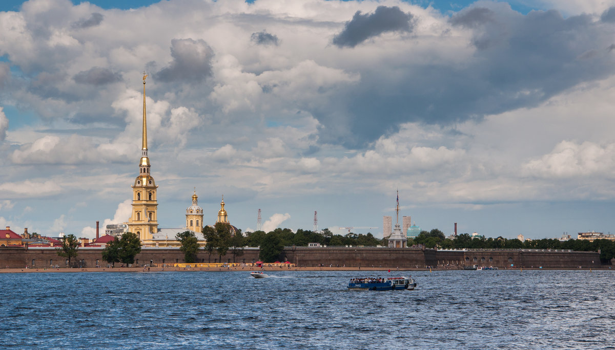 Прогулка по Питеру - Sergey