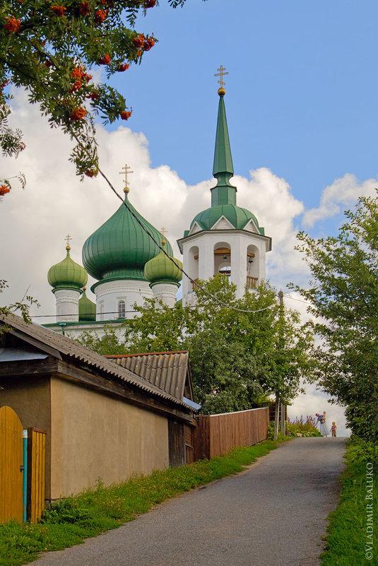 Церковь Рождества Иоанна Предтечи - Владимир Балюко