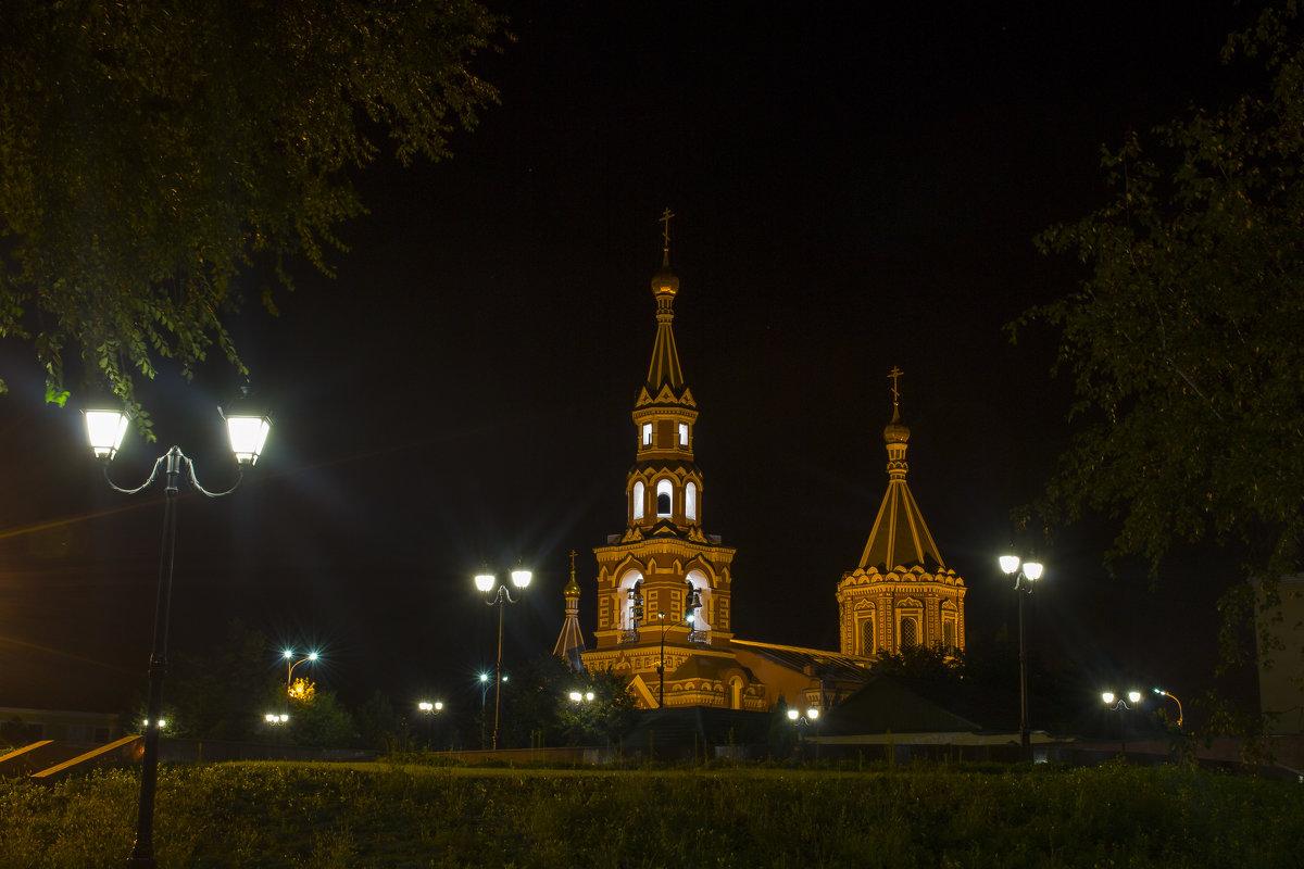 Свято-Николаевский Кафедральный собор - Alex G.