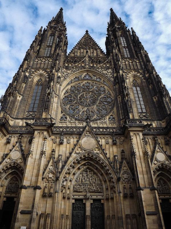 Собор святого  Вита. Прага - Валерий Задорожный