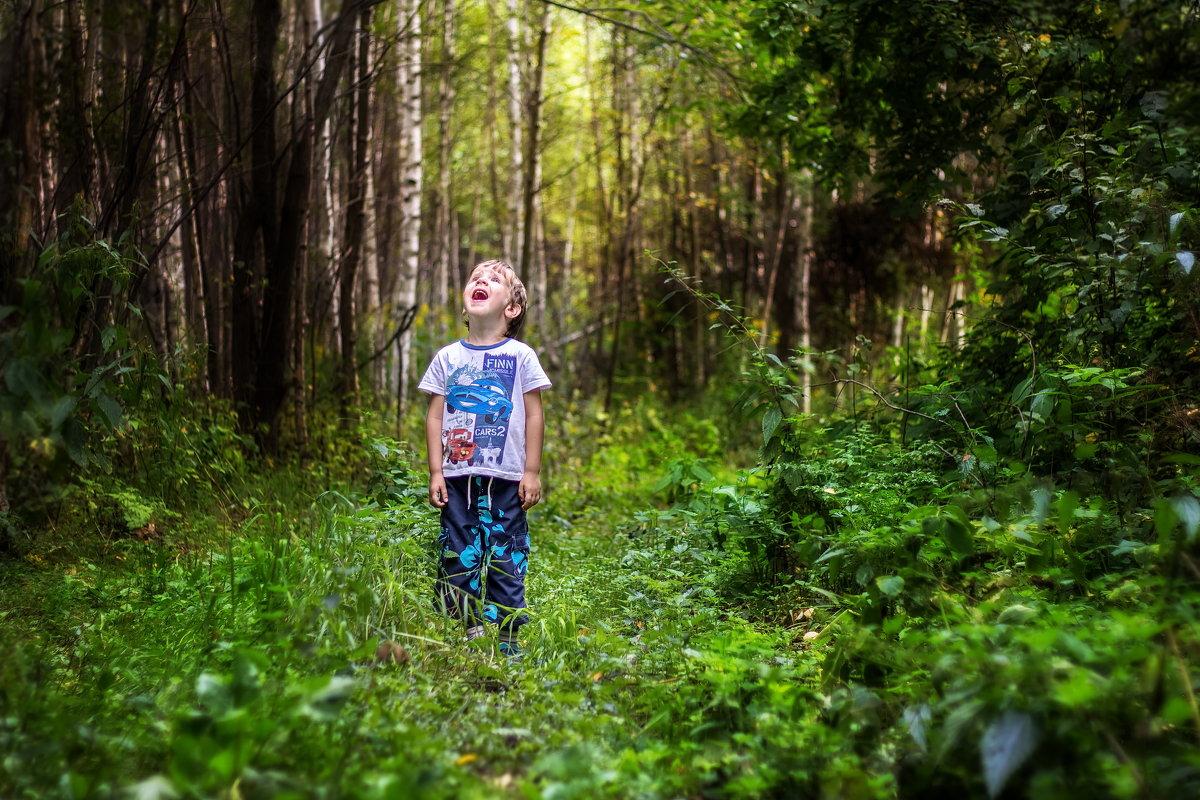 Один в лесу - Виктория