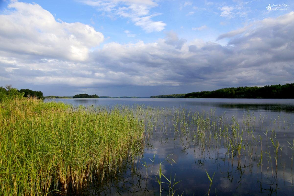 Онежское озеро - Нина Иванова