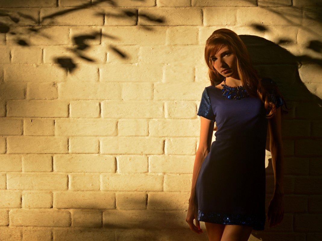 Синее платье - Павел Мушихин