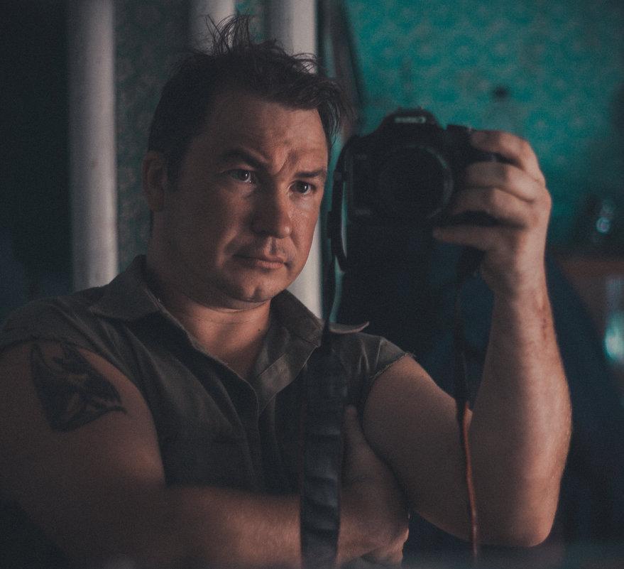 Автопортрет - Ярослав Афанасьев