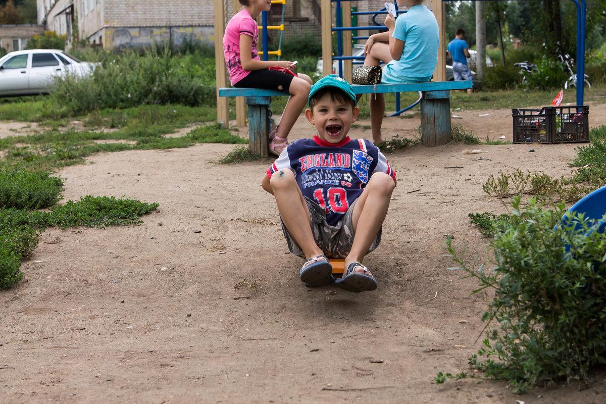 детский мир - Анатолий Гагарин