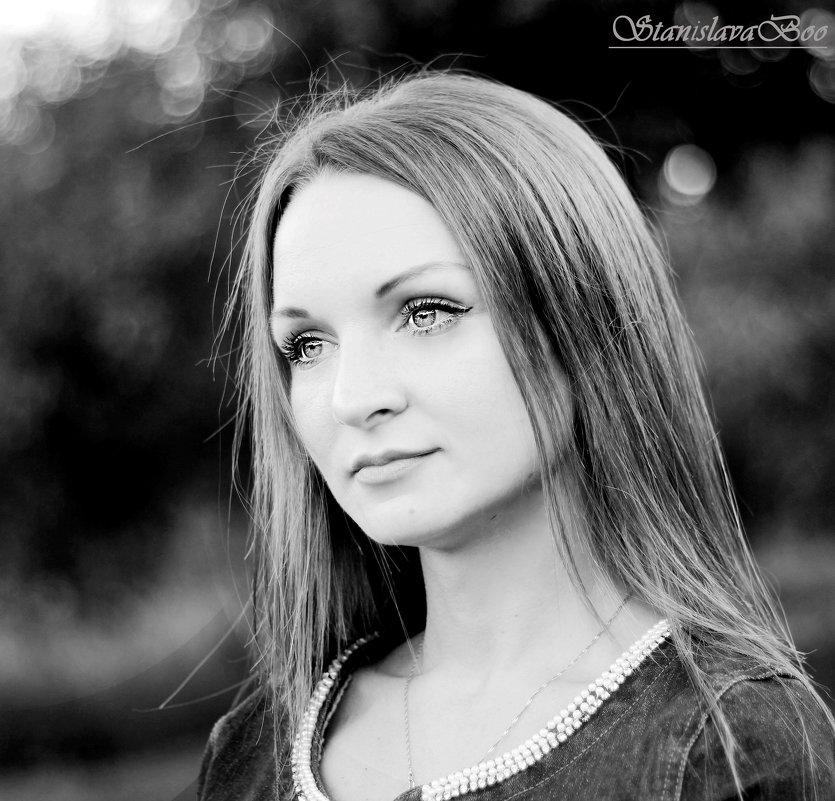тишина - Станислава Боо