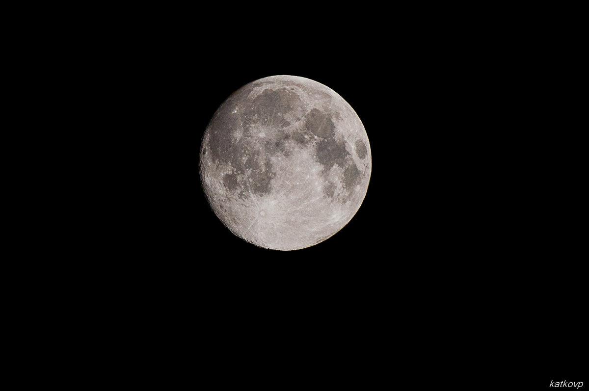 Луна.. - Павел Катков