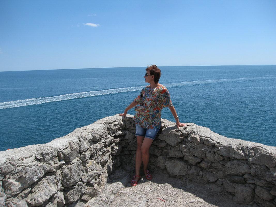 Черное море - Анна Борисова