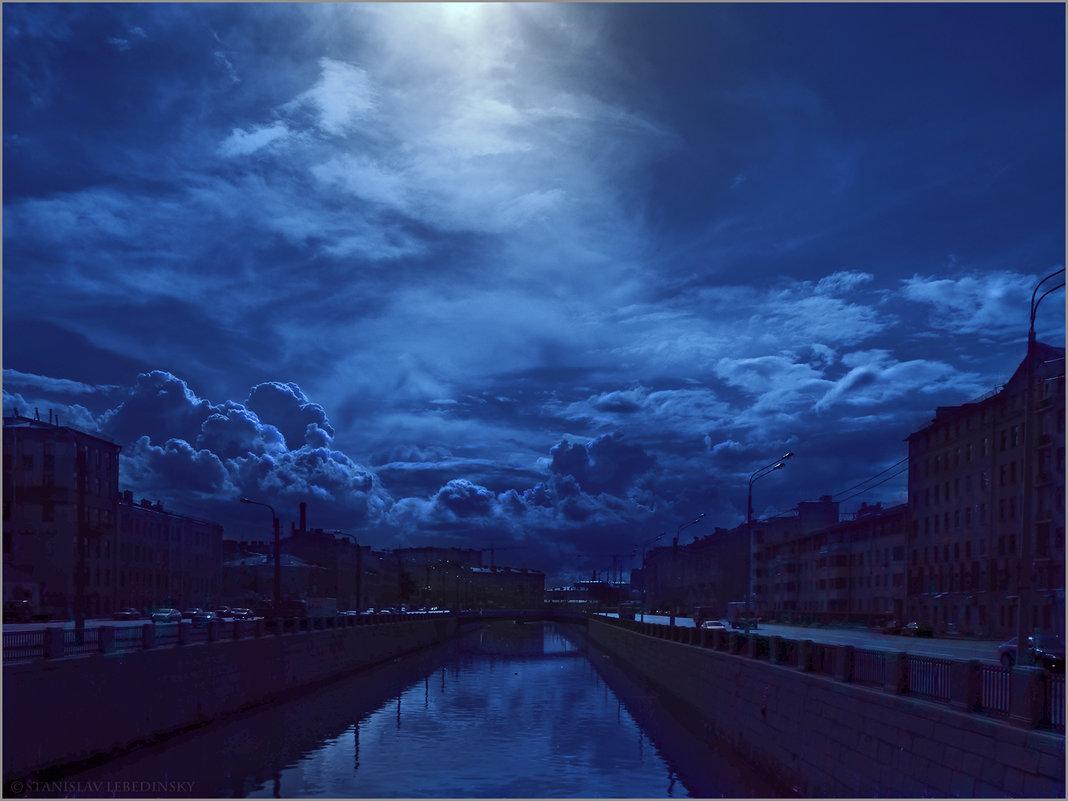 Лунная соната - Станислав Лебединский