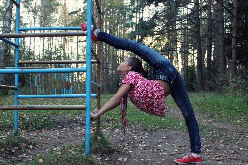 Гимнастика - Nata Potapova