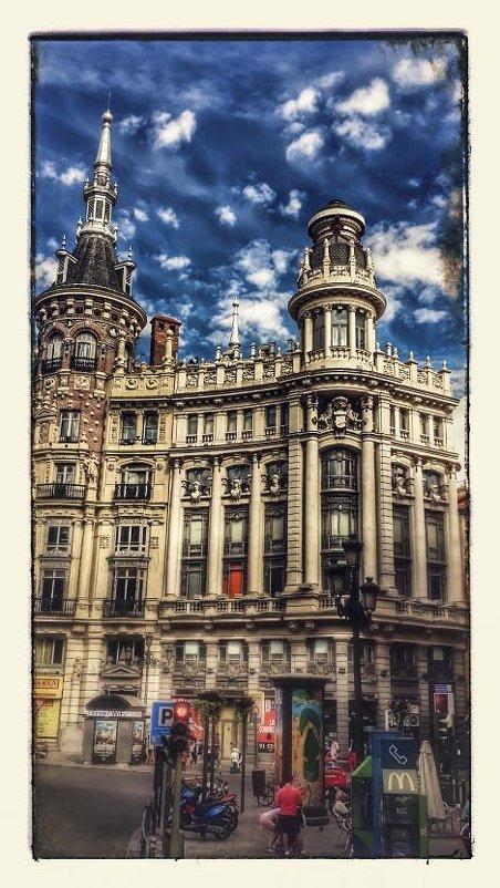 Архитектура Испании - Никита Иванов