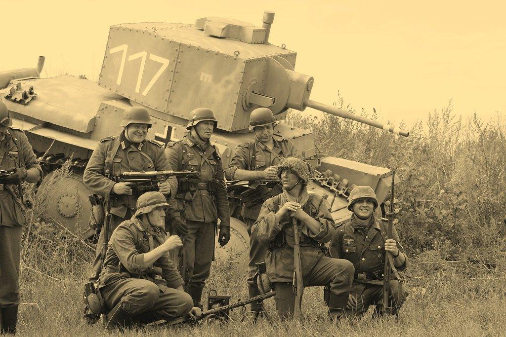 77-ой пехотный полк Вермахта - nadne
