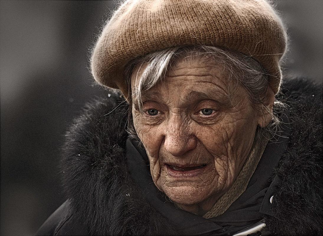 Старость не радость... - Александр Поляков