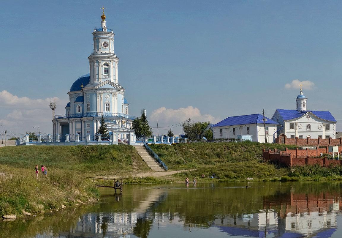 Храм Казанской иконы Божией Матери - Андрей Иркутский