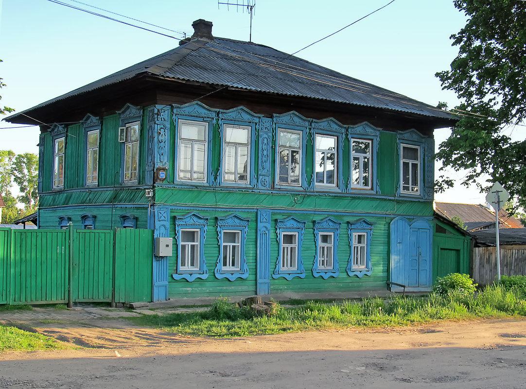 г.Оса - Владимир Нефедов
