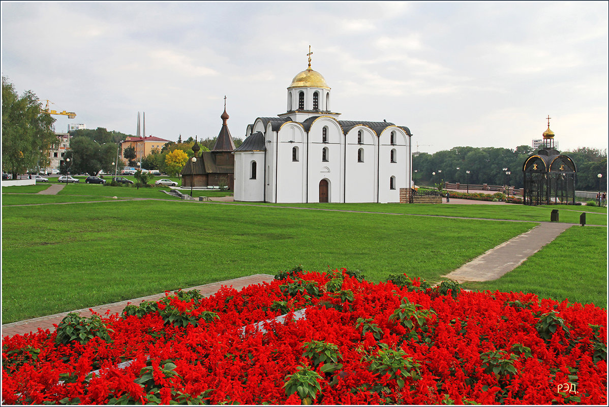 Благовещенская Церковь. - Роланд Дубровский