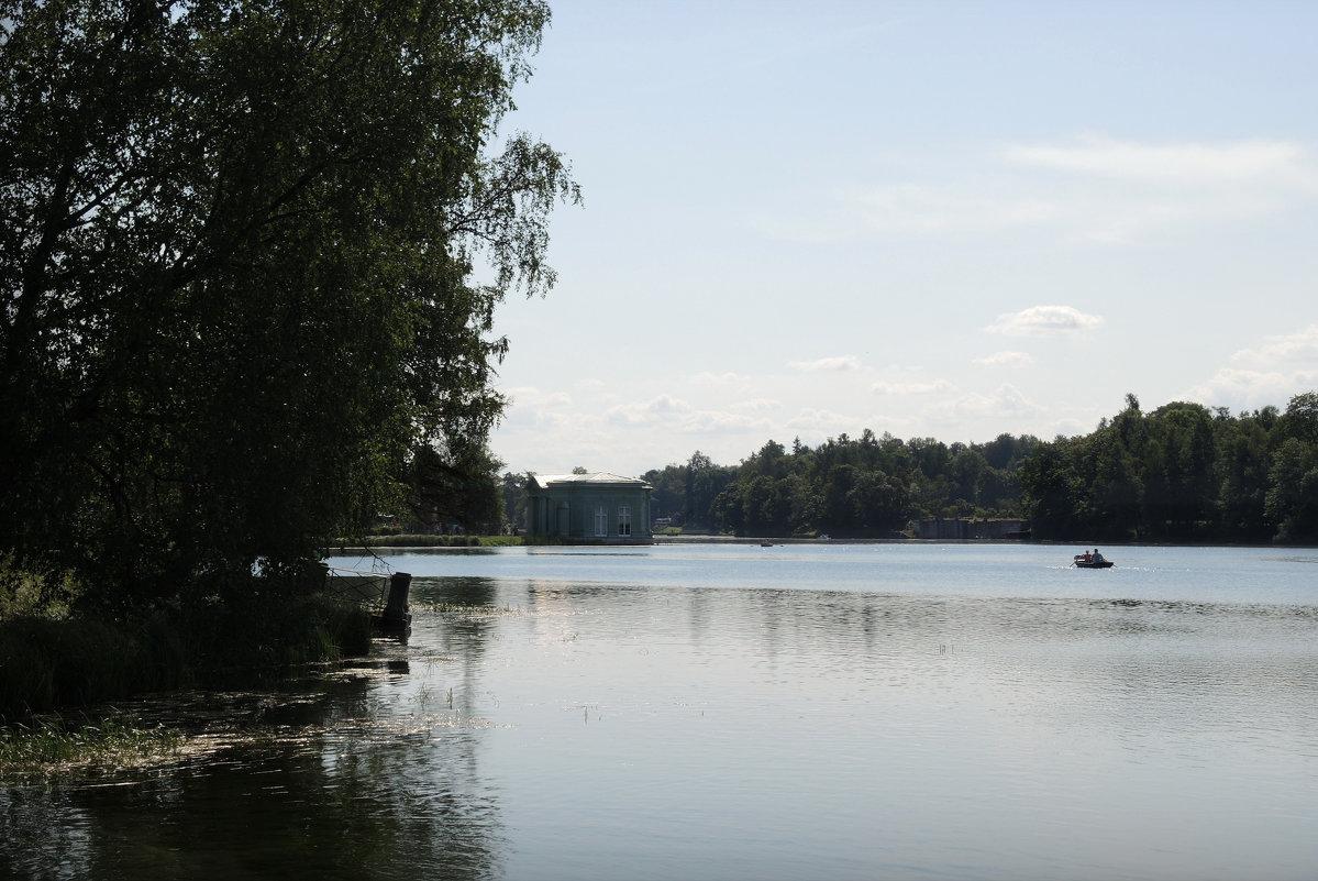 Белое озеро со многими достоинствами - sv.kaschuk