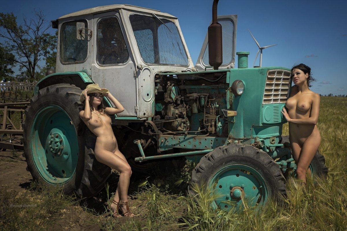 Секс фото трактористов 2 фотография