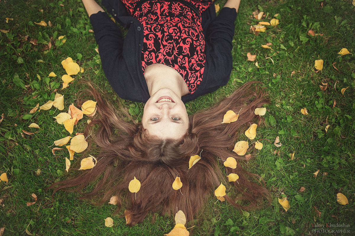 Осеннее настроение - Валерий Худушин