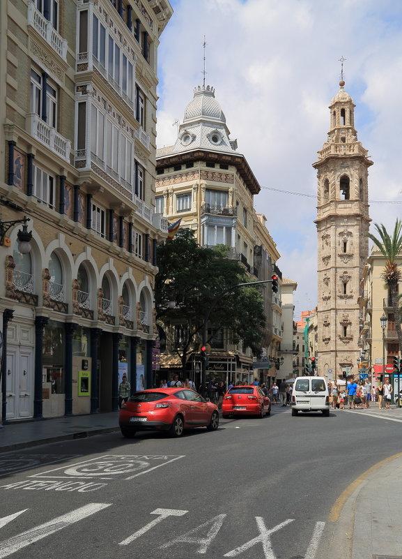 На улицах Валенсии -2 - Сергей