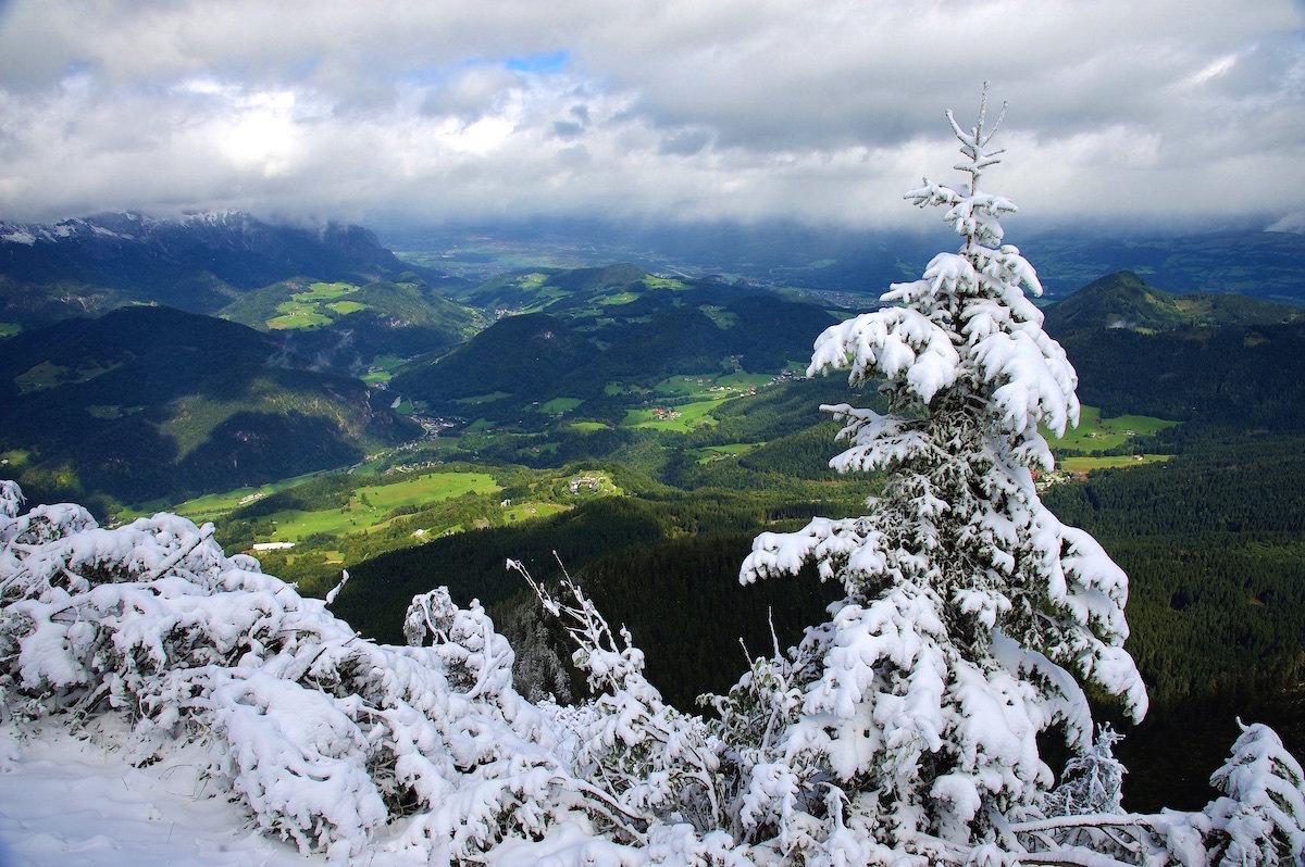 И снег и солнце. - Leonid Volodko