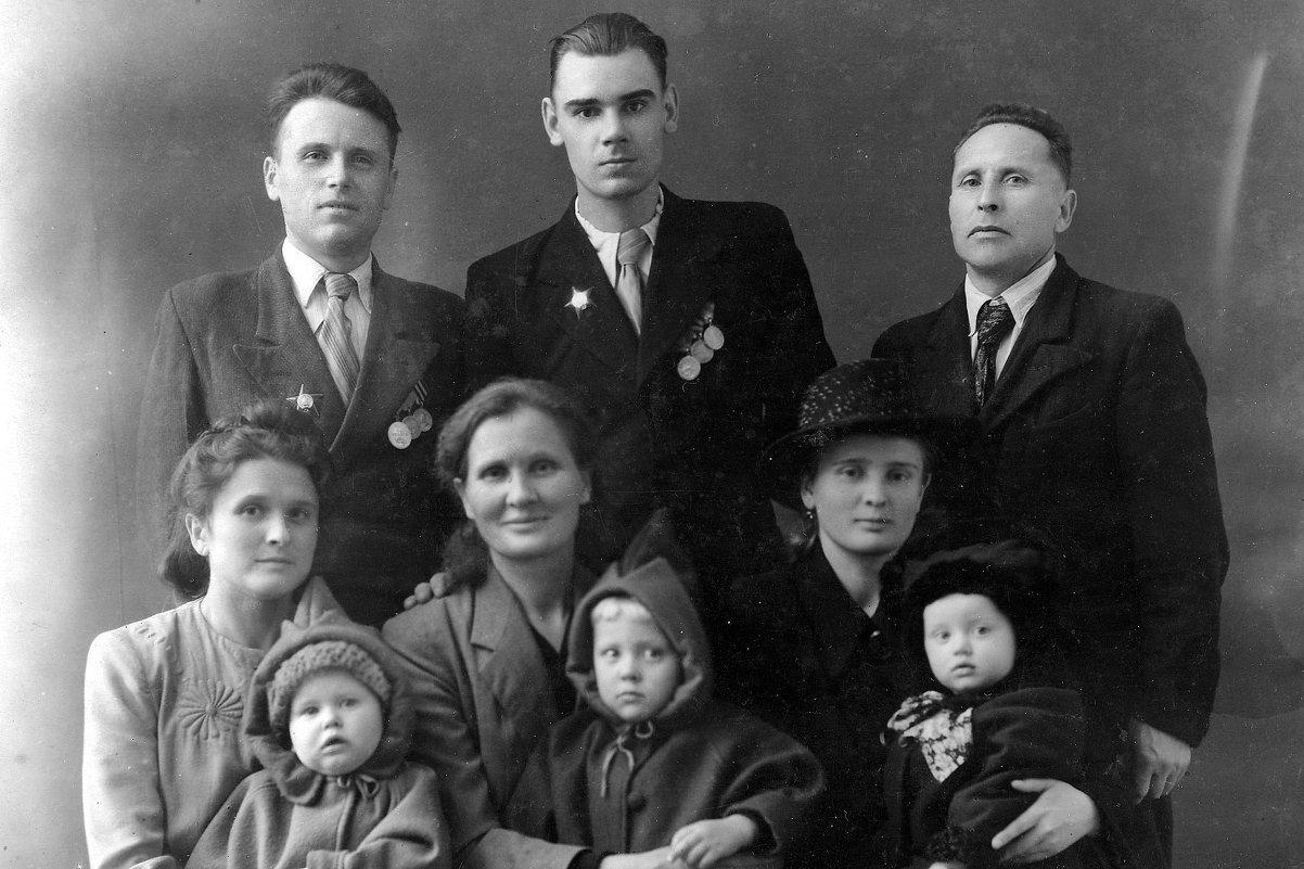 Семейного архива из
