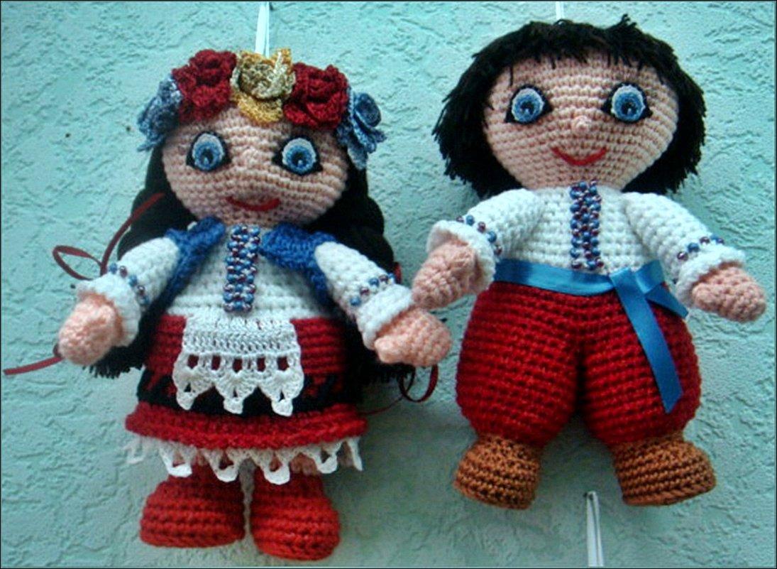 На выставке кукол - Нина Корешкова