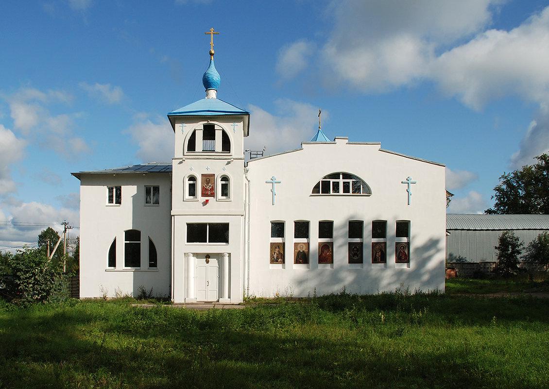 Храм Святителя Николая на Неве - Владимир Лисаев