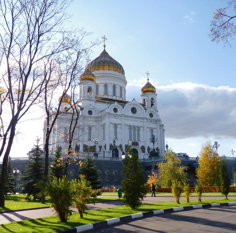 Кафедральный собор Патриарха Московского и Всея Руси - Galina Leskova