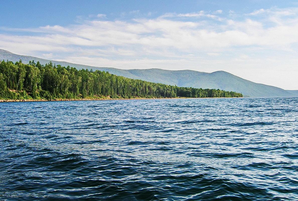 Восточный берег - val-isaew2010 Валерий Исаев