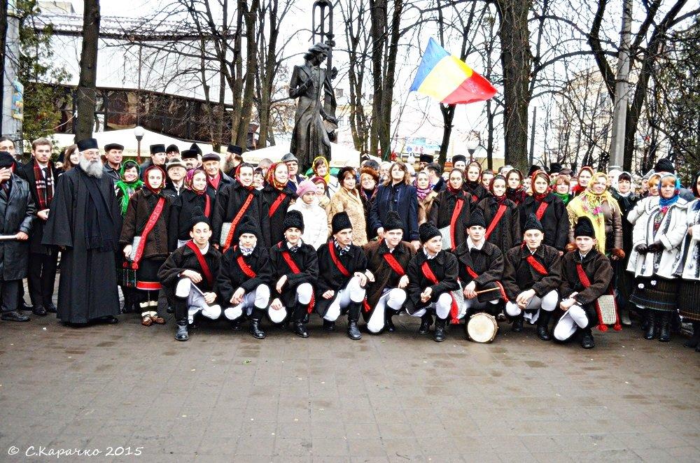 Святкування 165 річниці Міхая Еменеску, поета - Степан Карачко