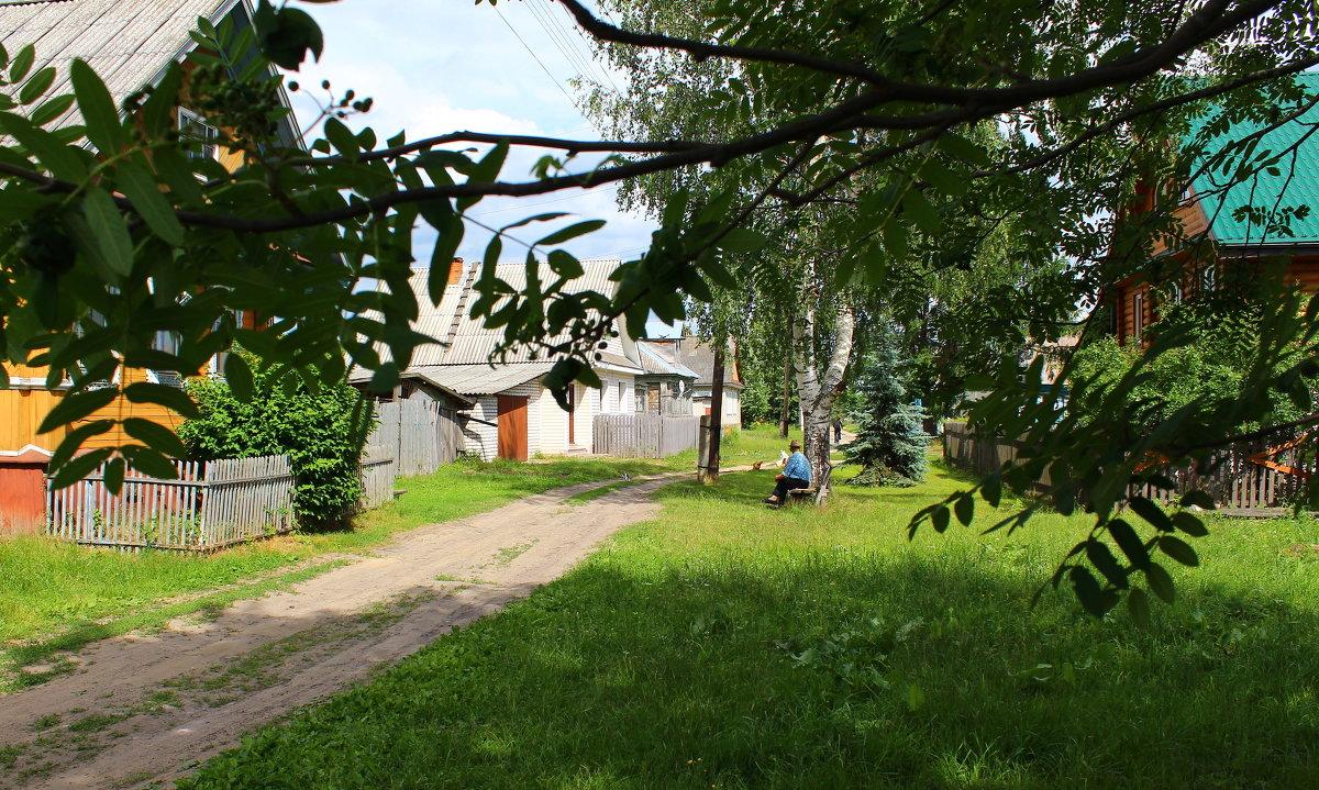 Будни деревни - Татьяна Ломтева