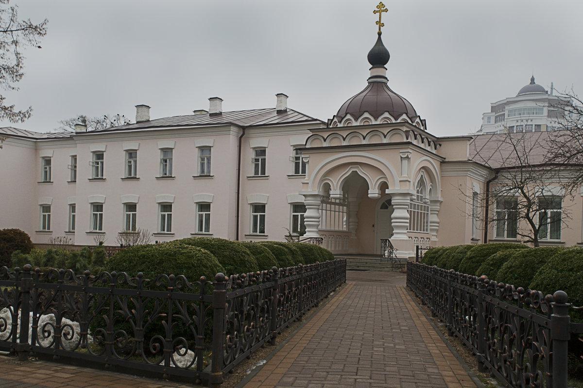 Покровський монастир - Дмитрий Гончаренко