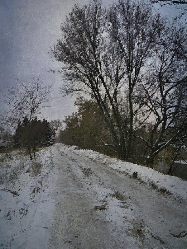 Декабрь. - Ирина Сивовол
